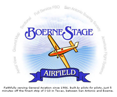 Boerne Stage Airport