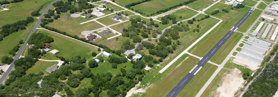 Boerne Airport Texas