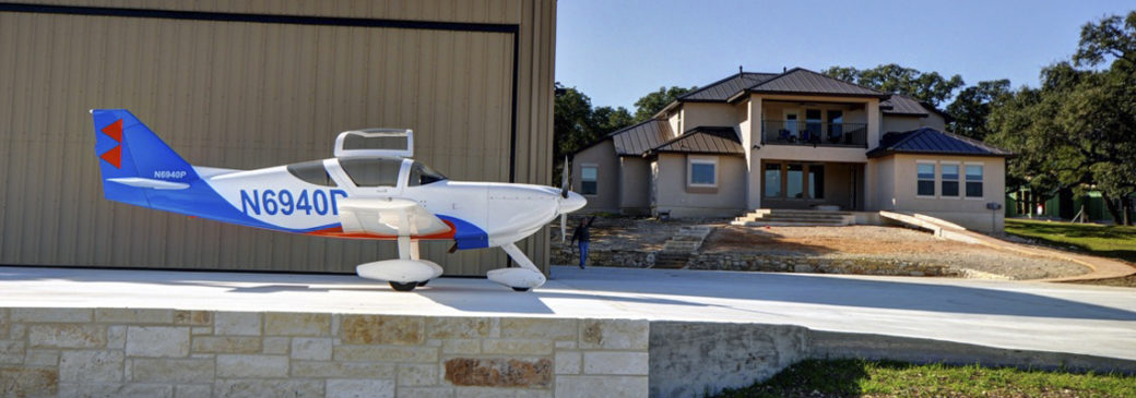 New Airpark Homes